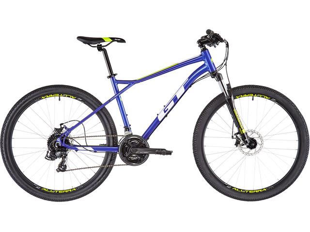 GT Bicycles Aggressor Sport, metallic blue